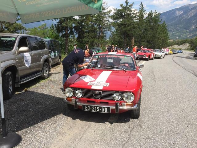 Photos Rallye des Princesses 2017 /  Départ de Roinvilliers Img_1414