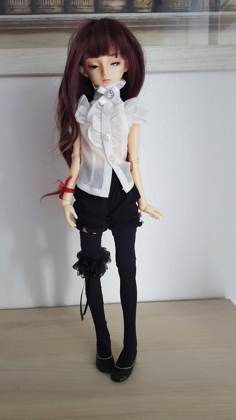 [VENDS] DOD MSD Kirill + Tête SD Migidoll limited 0410