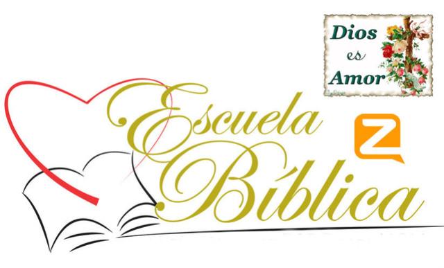 Escuela Bíblica Zello Dios es Amor