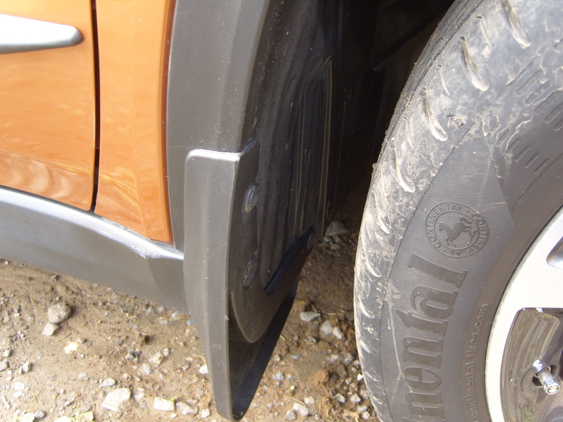 MUD FLAPS/GUARDS S1030214