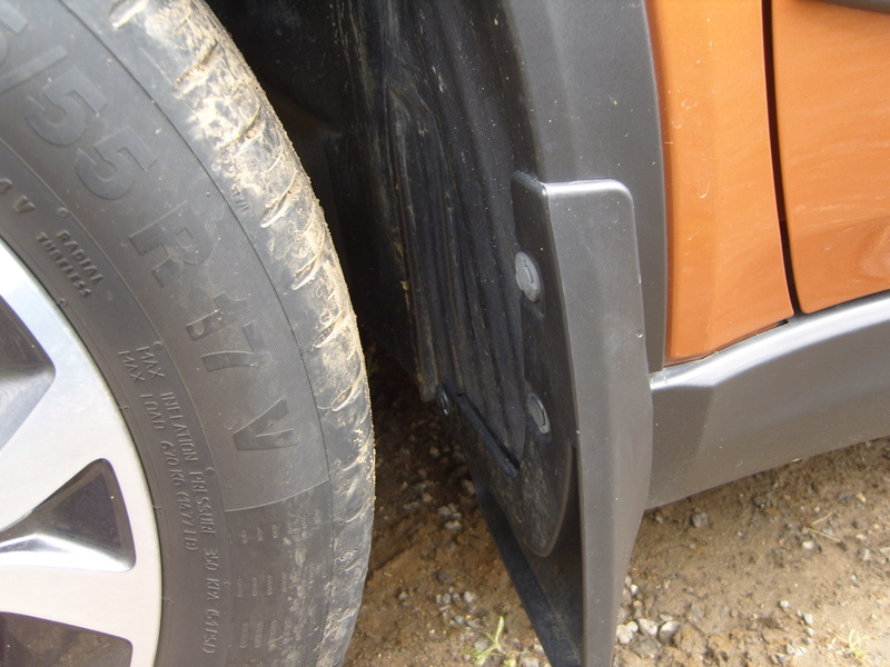 MUD FLAPS/GUARDS S1030220
