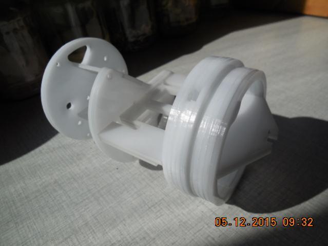 Laser cut Robbe U47 conversion U47_tu13