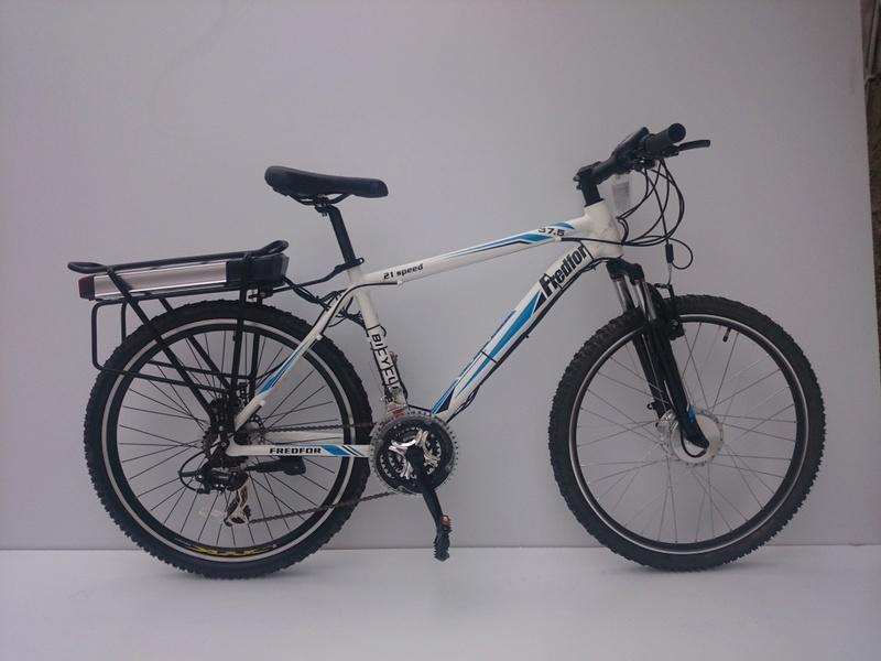 Lo mas básico referente a bicis eléctricas Bicicl10