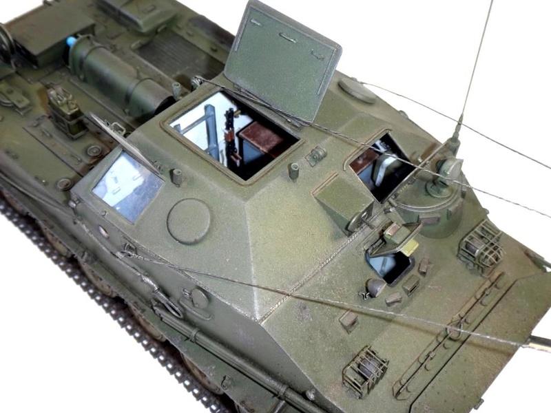 Машина технической помощи МТП на базе БТР-50 1310