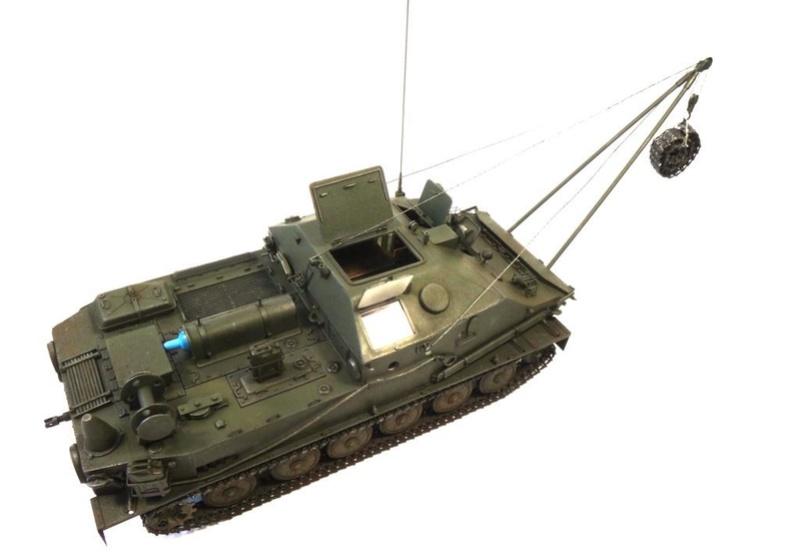 МТП на базе БТР-50ПК ГОТОВО - Страница 6 Dsc01211