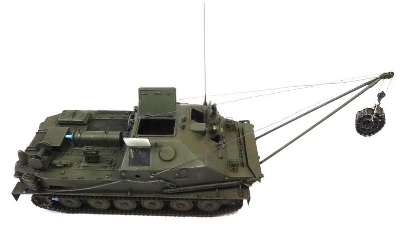 МТП на базе БТР-50ПК ГОТОВО - Страница 6 Dsc01213
