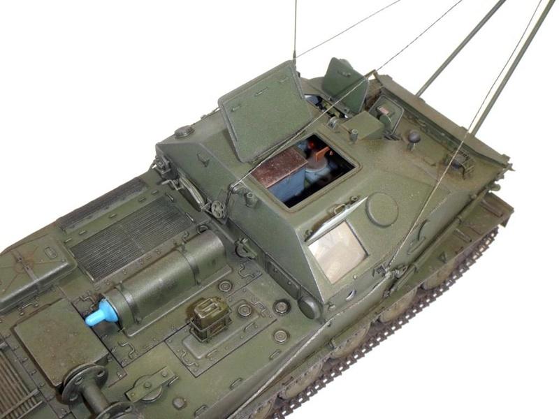 МТП на базе БТР-50ПК ГОТОВО - Страница 6 Dsc01217