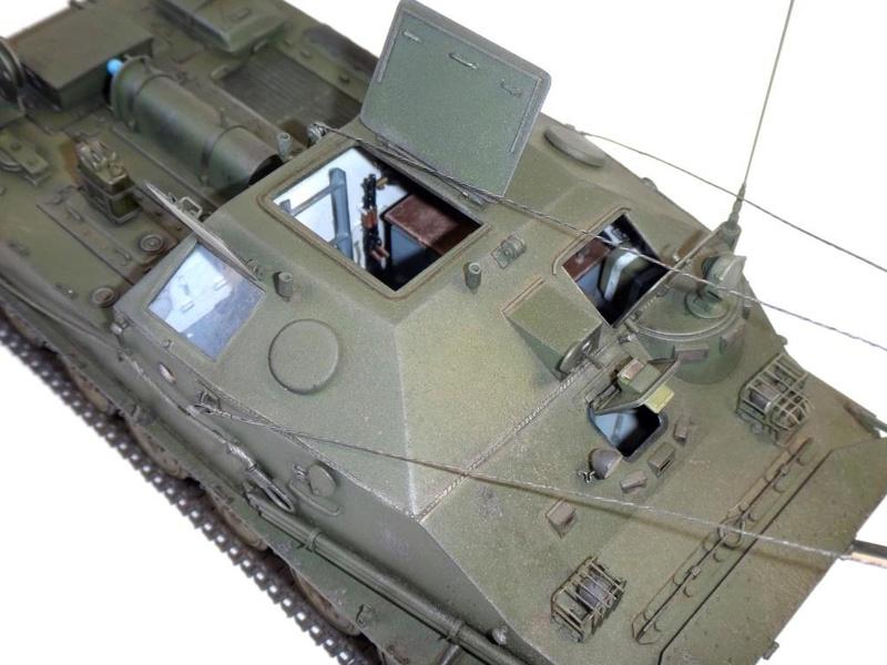 МТП на базе БТР-50ПК ГОТОВО - Страница 6 Dsc01218