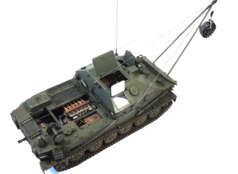 МТП на базе БТР-50ПК ГОТОВО - Страница 6 Dsc01226