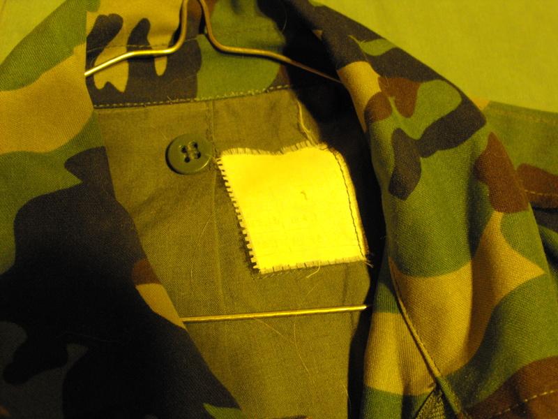 ROK Woodland Field Jacket Dscf1018