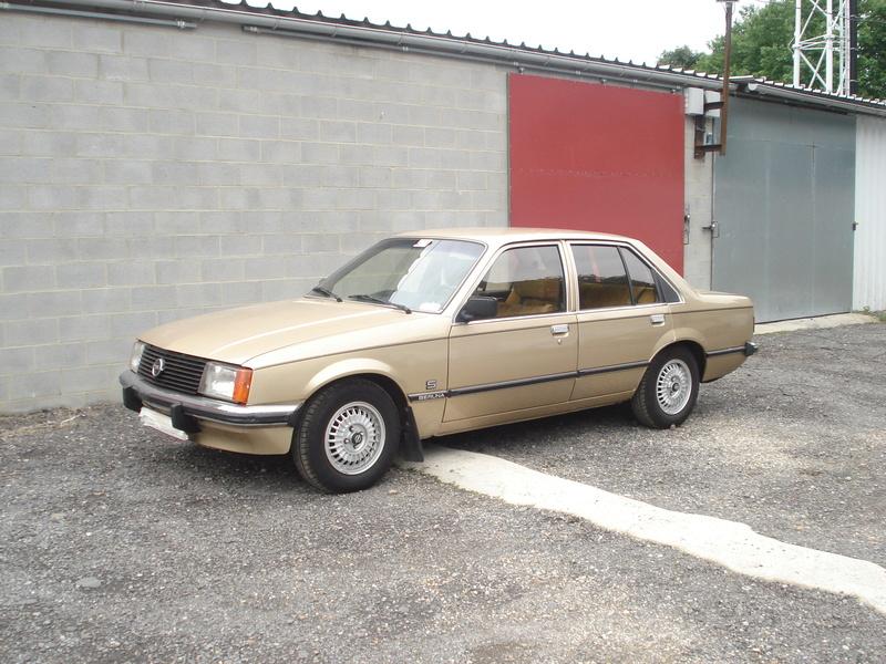 Nos voitures Opel. Dsc00012