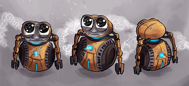 [Jeu Vidéo] Phoning Home : Le WALL.E du jeu vidéo ! Ani_co10