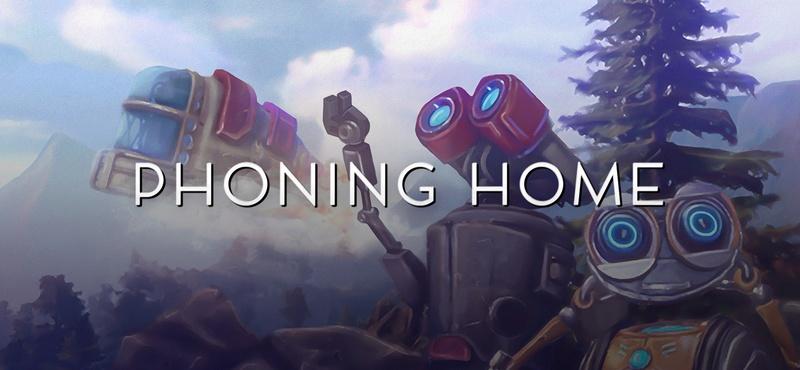 [Jeu Vidéo] Phoning Home : Le WALL.E du jeu vidéo ! C07fb610