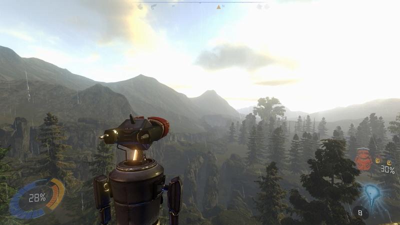 [Jeu Vidéo] Phoning Home : Le WALL.E du jeu vidéo ! Phonin13