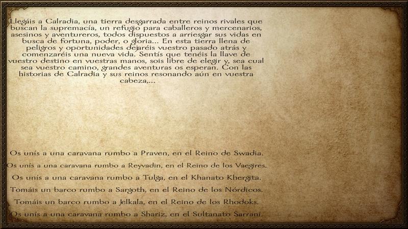 Mount & Blade: Warband - Guía Inicio 20170616
