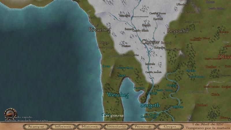 Mount & Blade: Warband - Guía Inicio 20170619