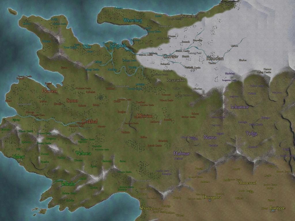 Mount & Blade: Warband - Guía Inicio Warban11