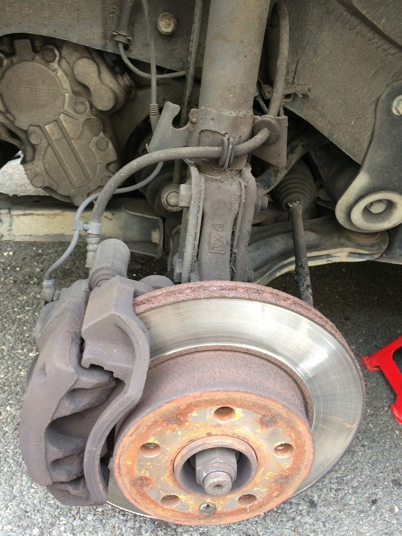 Remplacement biellettes suspension et silemblocs barre stab Img_0310