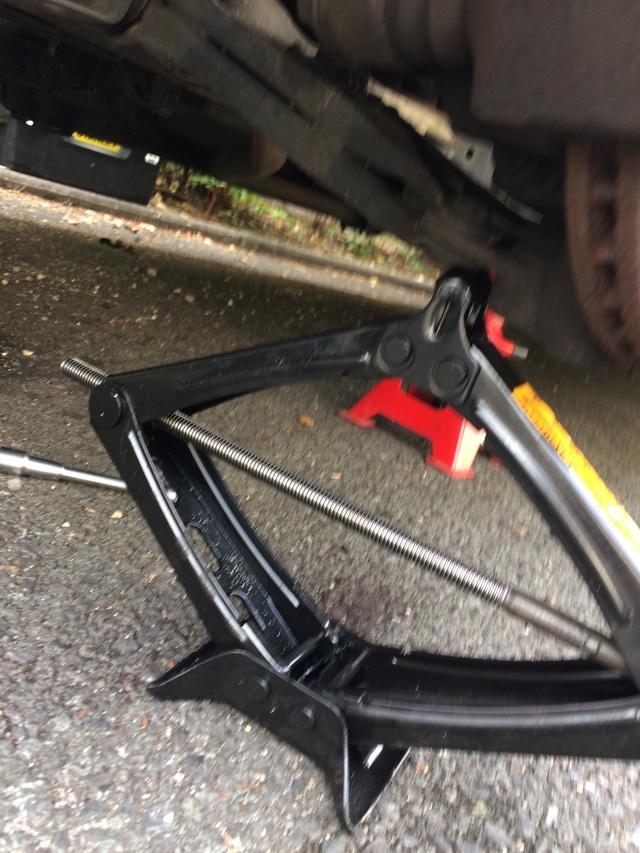 Remplacement biellettes suspension et silemblocs barre stab Img_0320