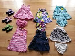 ملابس صيفية للرضع بناتى 1011