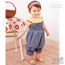 ملابس صيفية للرضع بناتى 113