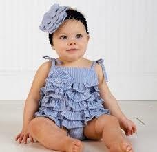 ملابس صيفية للرضع بناتى 212
