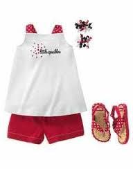 ملابس صيفية للرضع بناتى 313