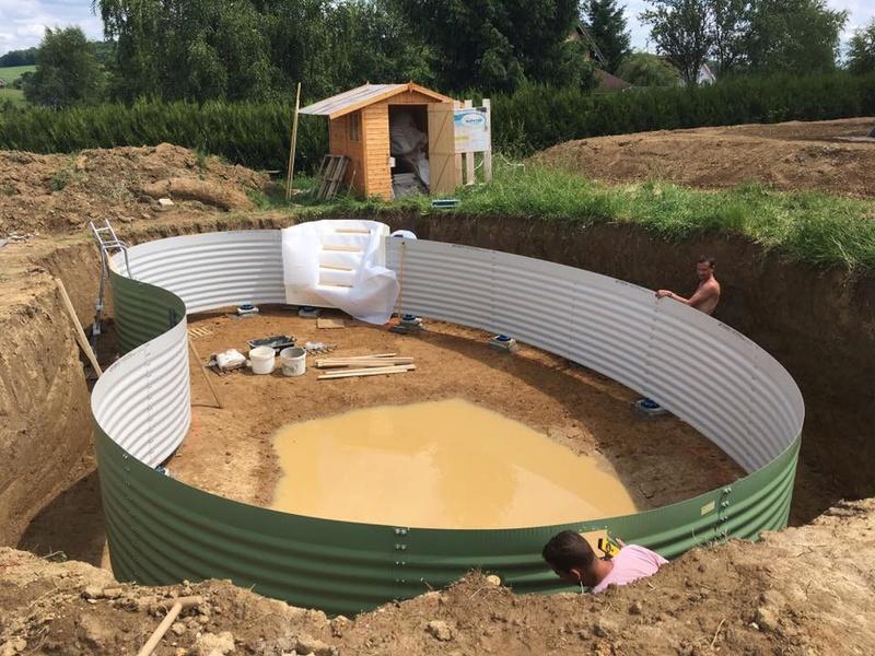 profondeur excavation / Gravier de drainage / plot réglable ? 18920510
