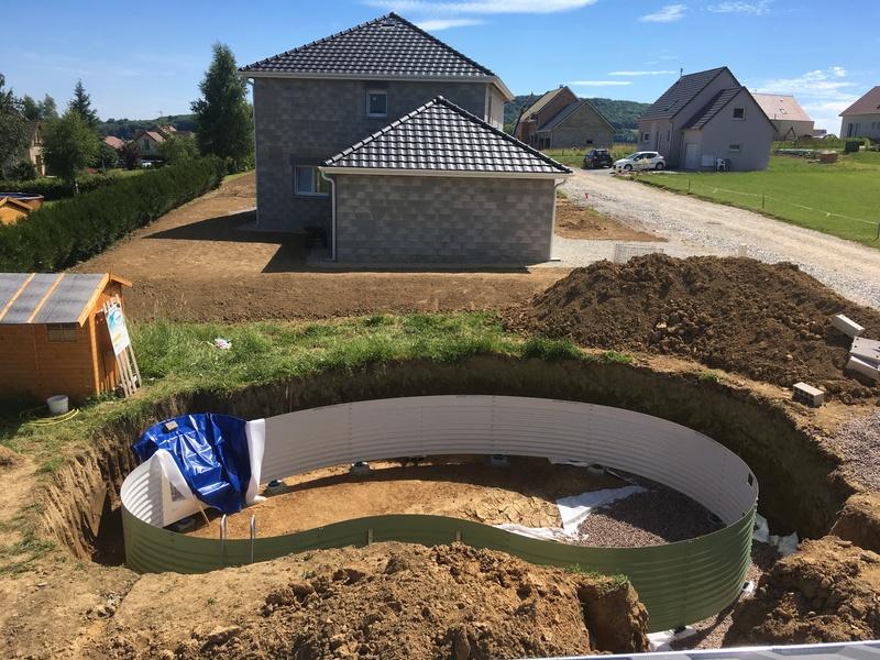 profondeur excavation / Gravier de drainage / plot réglable ? Img_8912