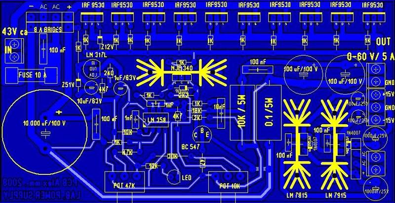 Scheme Surse Reglabile De Laborator 2uqog212