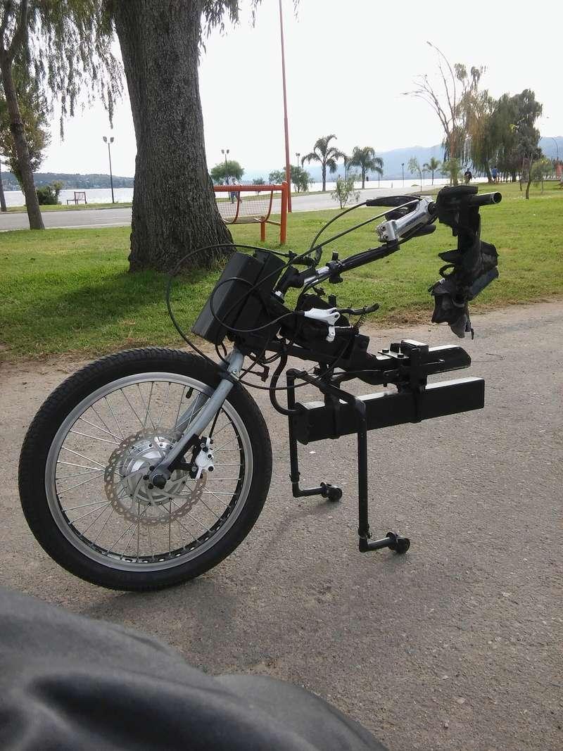 Handbike caseros para silla de ruedas  20170514