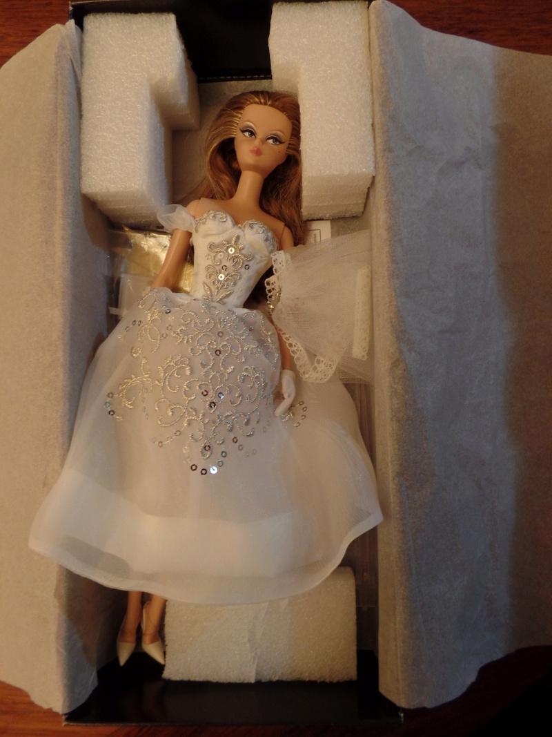 [Vends] Barbie Silkstone Principessa Gold Label Occasion 90€ Bs210