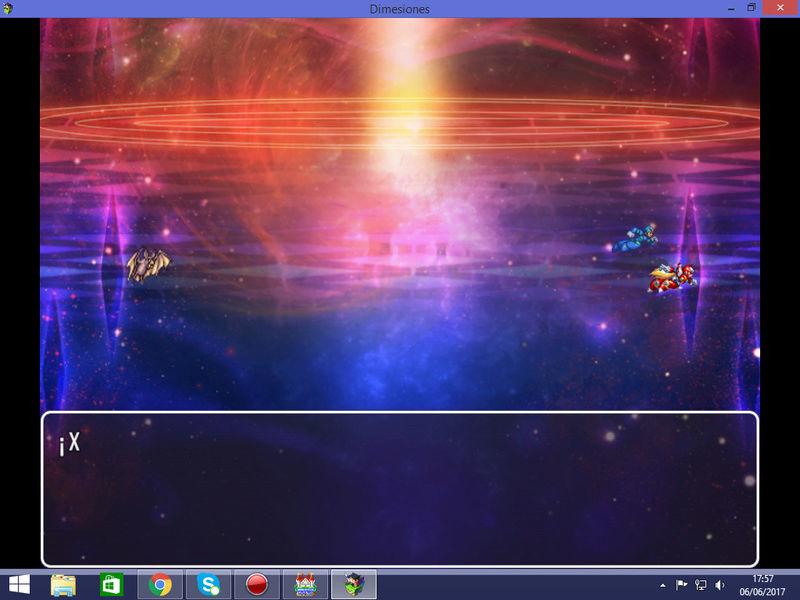 [MV] Sprites de batalla lateral de Megaman X y Zero Deskto12