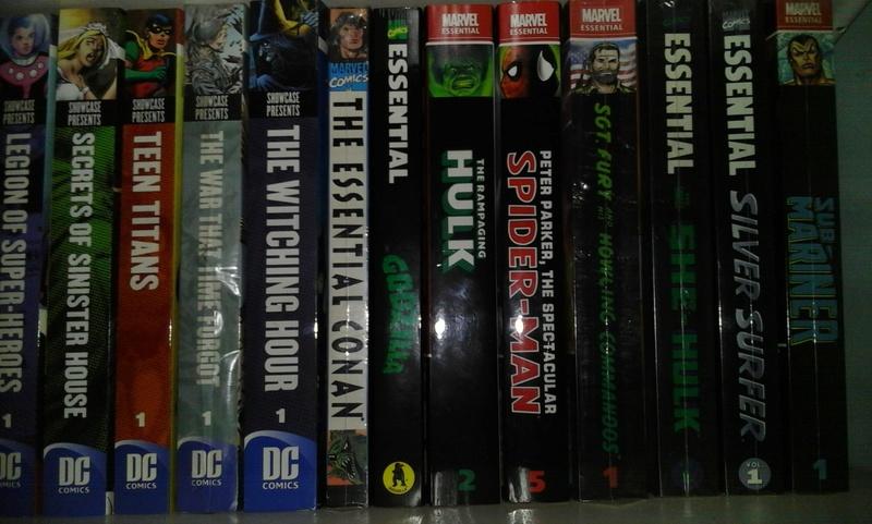 [COMICS] Colecciones de Comics ¿Quién la tiene más grande?  - Página 11 Essent12