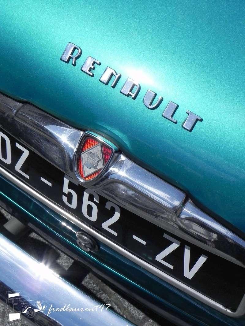 Renault Frégate Ondine Cabriolet 1953 par Ghia 1953_r13