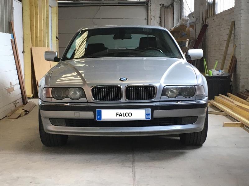 Ma 730Da E38 année 2001 112