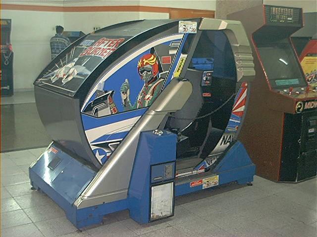 Especial Arcades de nuestra vida: ¡EXPÓN TU ARCADE! Afterb10