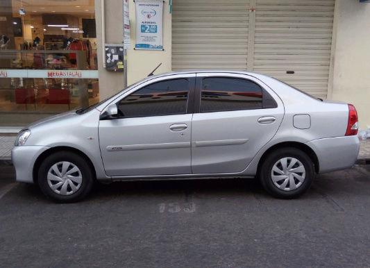 Pneus 185/70R14 Para Etios Sedan Captur13