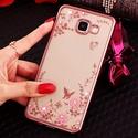 Чехол для телефона iPhone 5S 6 s 7 Plus Gold - 50 руб. Htb15p10