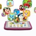 Продам Детский развивающий планшет 4.3 дюйма на Android - 2300 руб. Htb1bu10