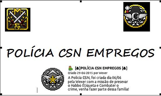 Corporação de Segurança Nacional