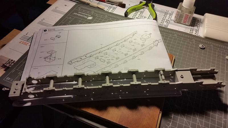 Locomotive BR52 Trumpeter 1/35 20170619