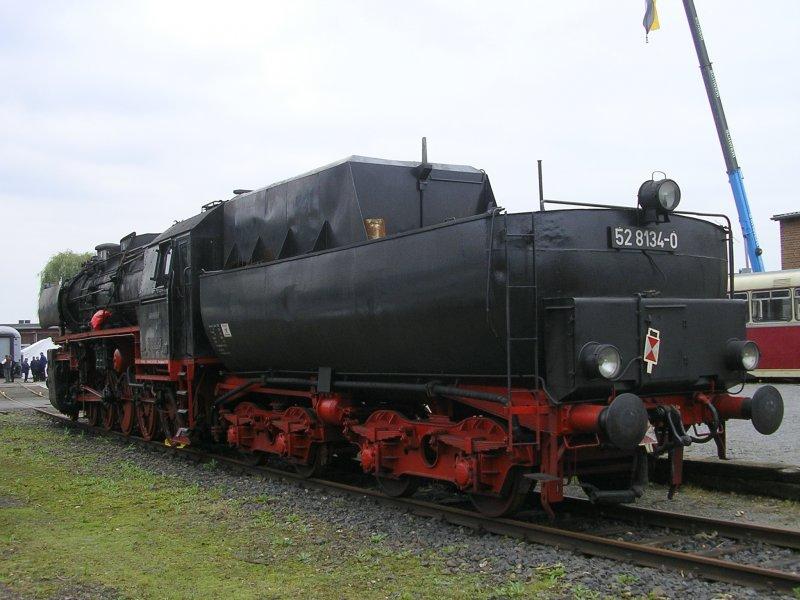 Locomotive BR52 Trumpeter 1/35 Br-52-10
