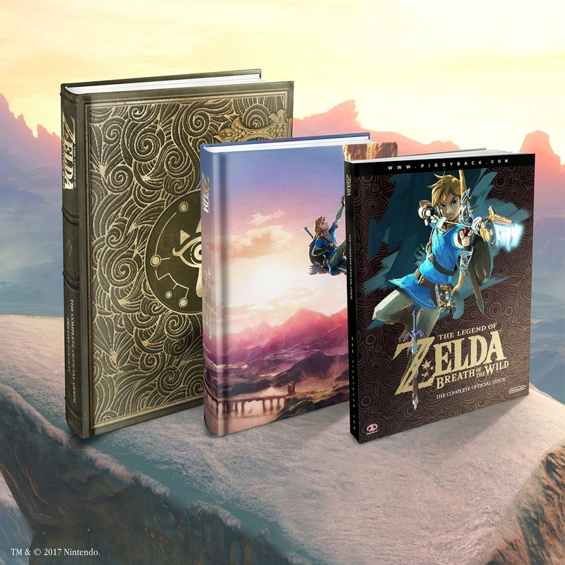 Guides Zelda BOTW  2b474e10