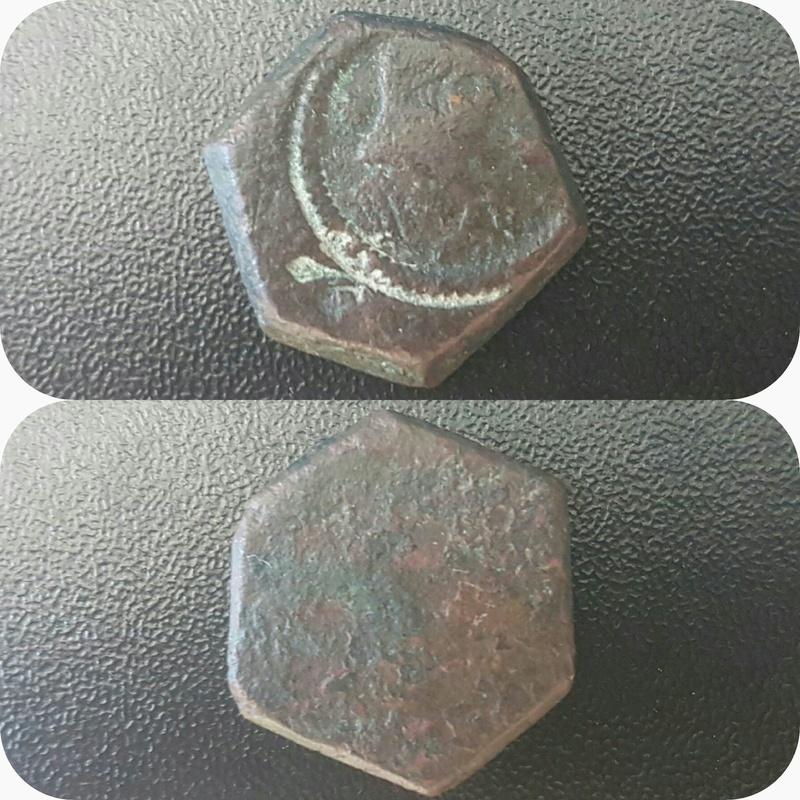 Poids monétaire pour teston du Duché de Milan (période des Sforza 1450-1535) 20170612