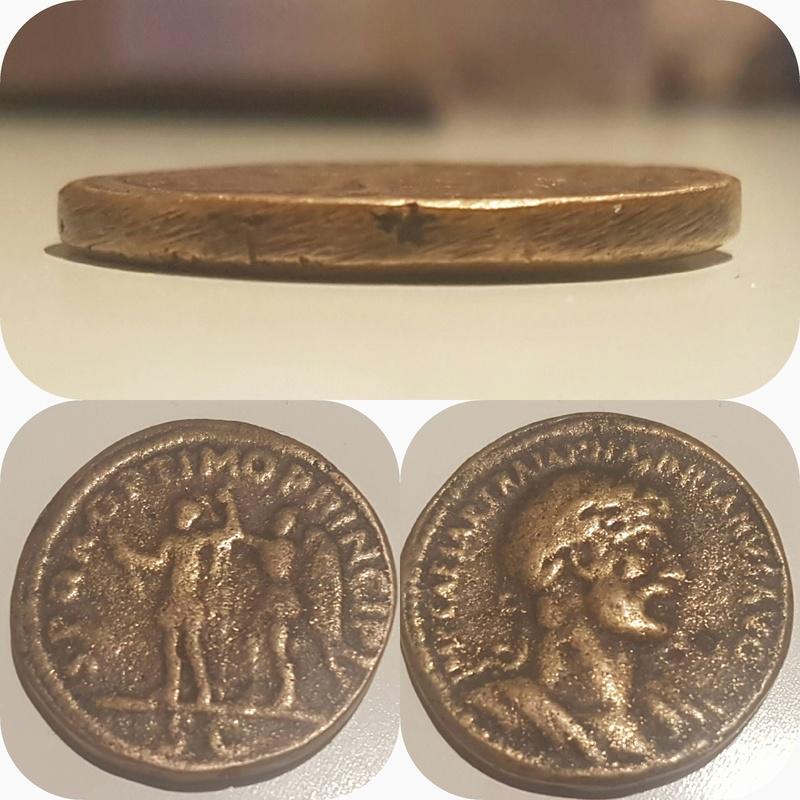 Pièce romaine, vraie ou fausse ? Piece_11