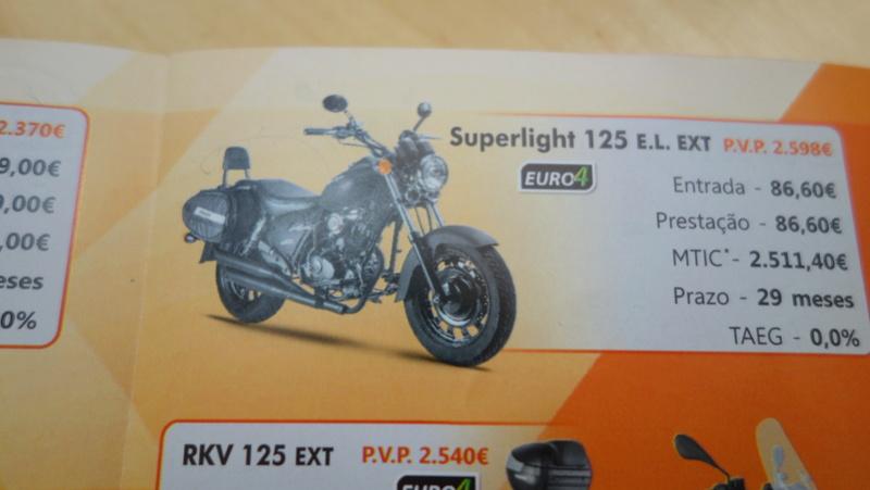 Primeiras SUPERLIGHT Euro4 chegam à RAME MOTO Dsc04211