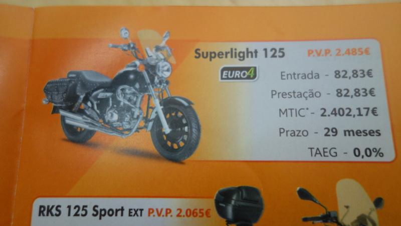 Primeiras SUPERLIGHT Euro4 chegam à RAME MOTO Dsc04310