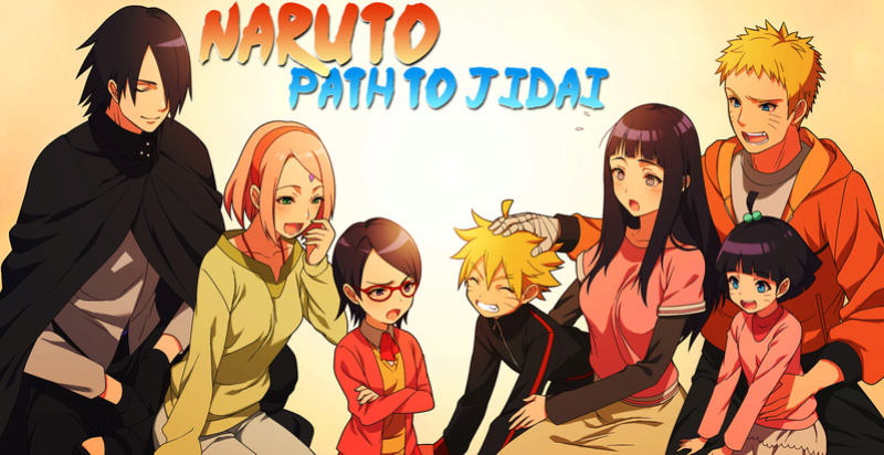 Naruto: Path to Jidai