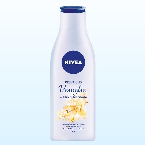 Nivea - crema olio per il corpo Nivea-10